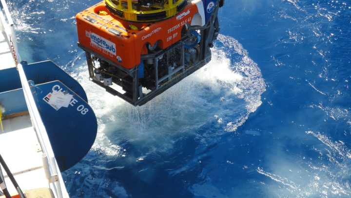 Subsea inspection